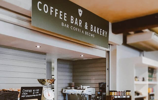Coffee Shops in United Kingdom